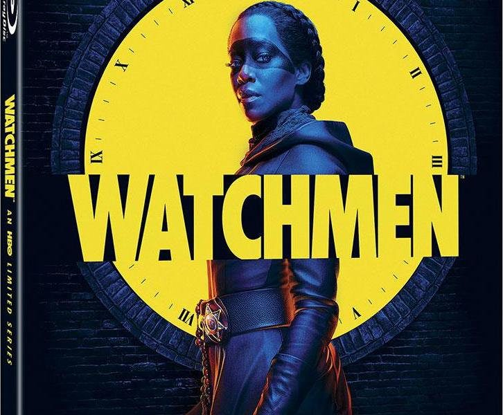 Watchmen Bluray HBO Series