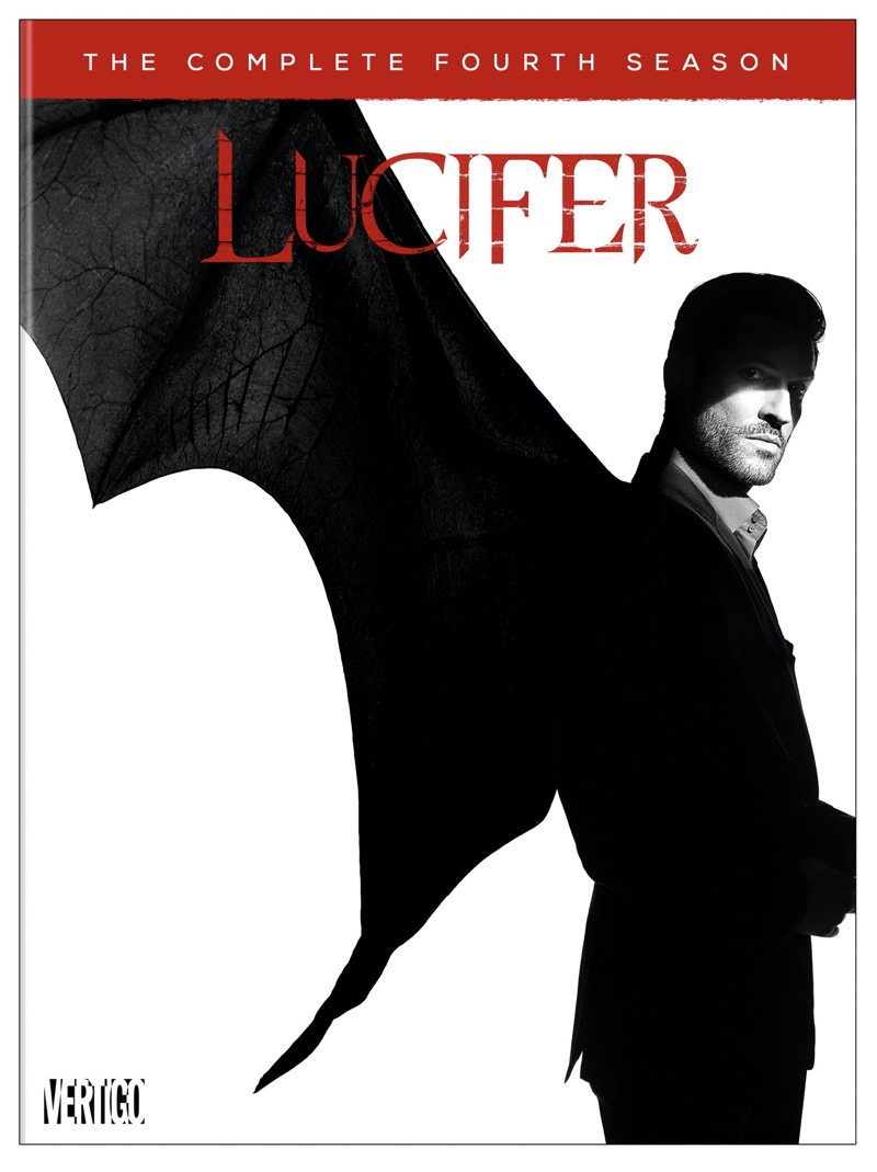 Lucifer S4 DVD