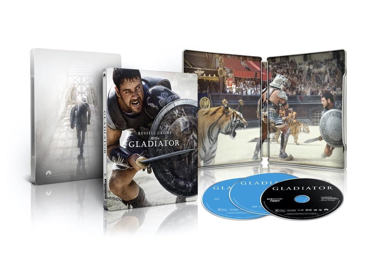 Gladiator PACKSHOT steelbook