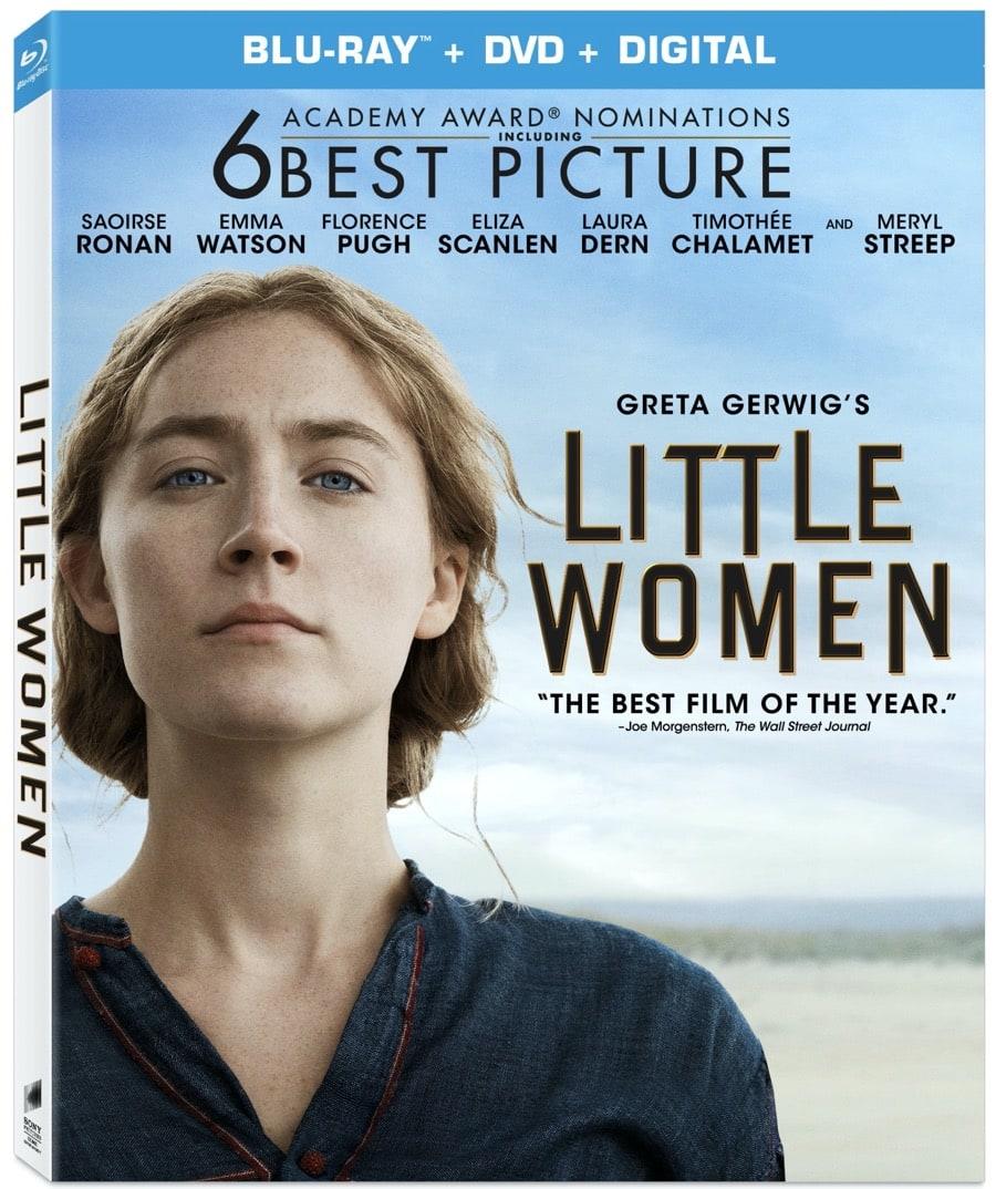 Little Women BD Oring Spine3