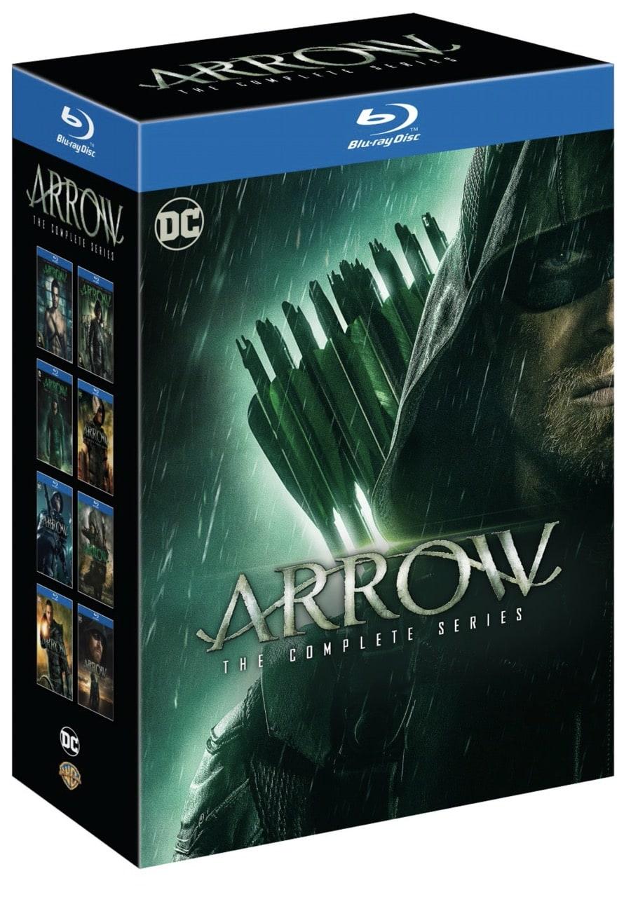 Arrow Complete Series BD