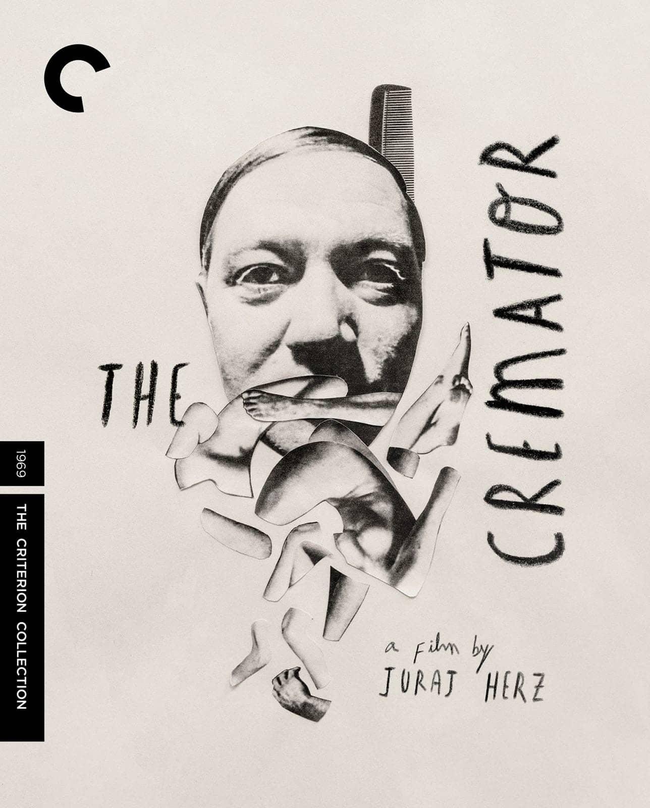 The Cremator Criterion Bluray