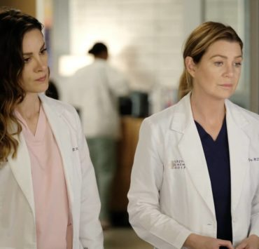 GREY'S ANATOMY Season 16 Episode 15 Photos Snowblind