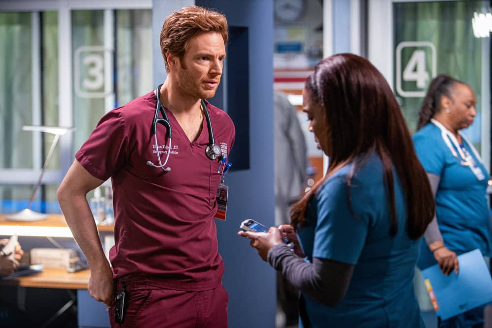 CHICAGO MED Season 5 Episode 15 Photos I Will Do No Harm