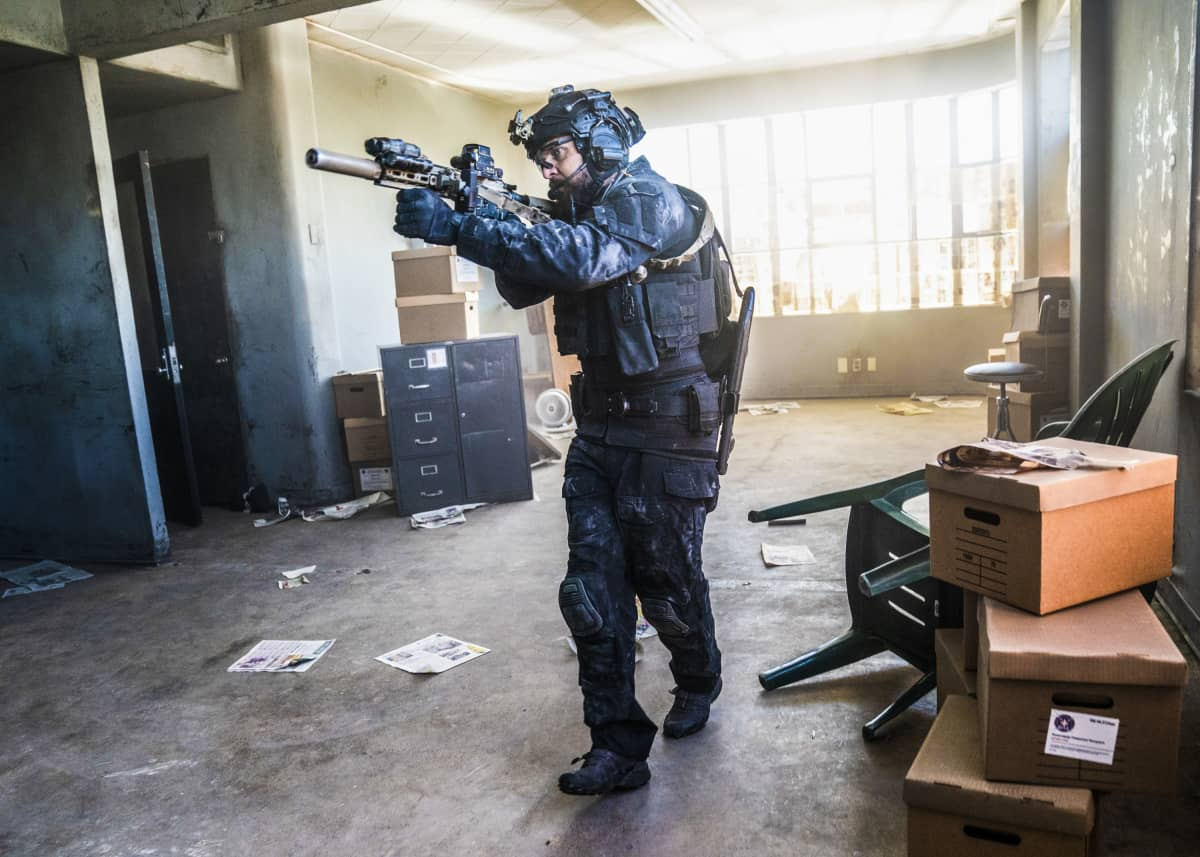 SEAL TEAM Season 3 Episode 13 Photos Fog Of War
