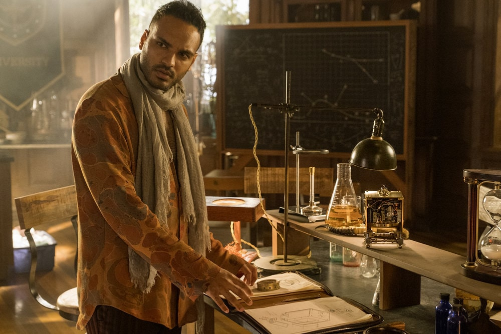 THE MAGICIANS Season 5 Episode 9 Photos Cello Squirrel Daffodil