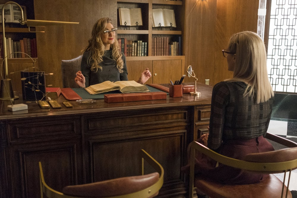 "THE MAGICIANS -- ""Cello Squirrel Daffodil"" Episode 509 -- Pictured: Mageina Tovah as Zelda -- (Photo by: James Dittinger/SYFY) NUP_188466_0232.JPG Wednesday, March 4 on SYFY (10-11 p.m. ET)"