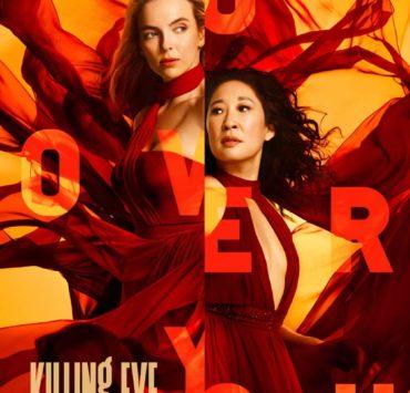 Killing Eve Season 3 Poster
