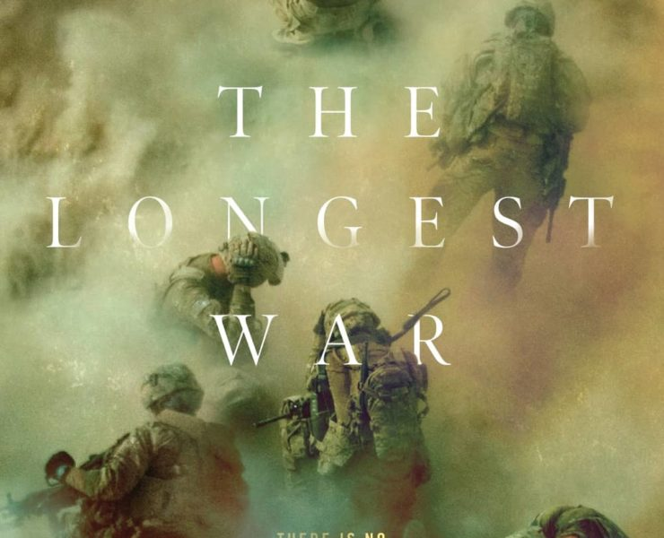 Key Art for THE LONGEST WAR. Photo Credit: Courtesy of SHOWTIME.