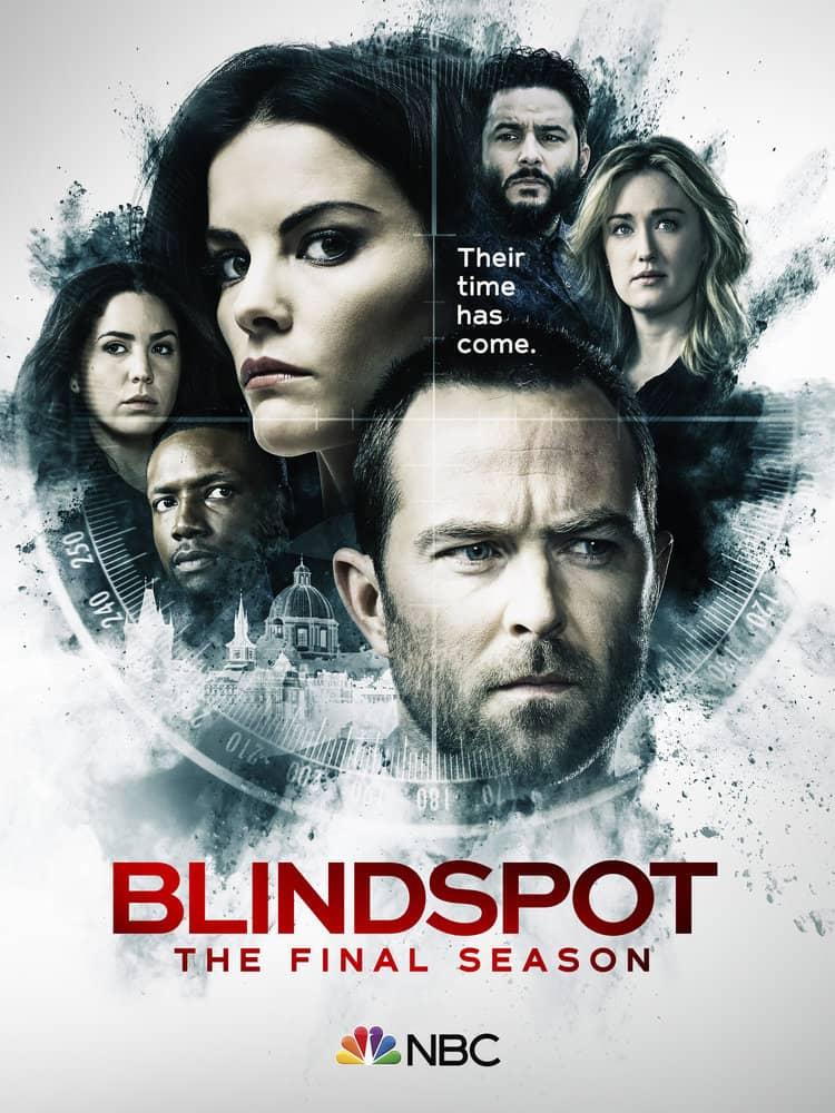 "BLINDSPOT -- Pictured: ""Blindspot"" Key Art -- (Photo by: NBCUniversal)"
