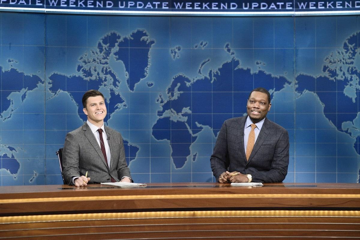 Weekend Update SNL