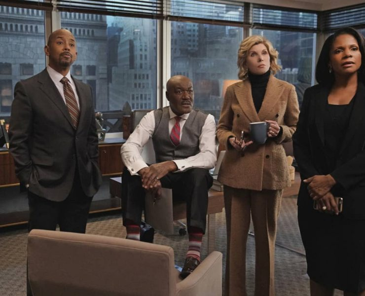 The Good Fight Season 4 CBS All Access