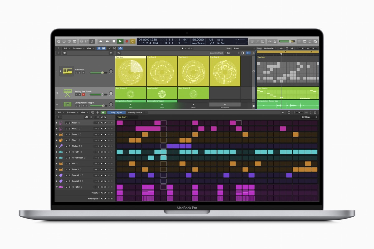 apple logic pro update sequencer 05122020
