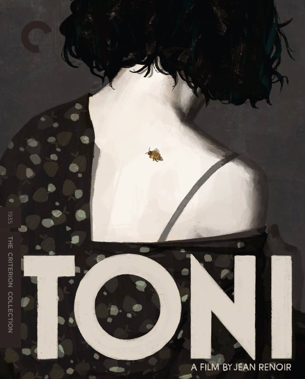 Toni Bluray Cover The Criterion Collection