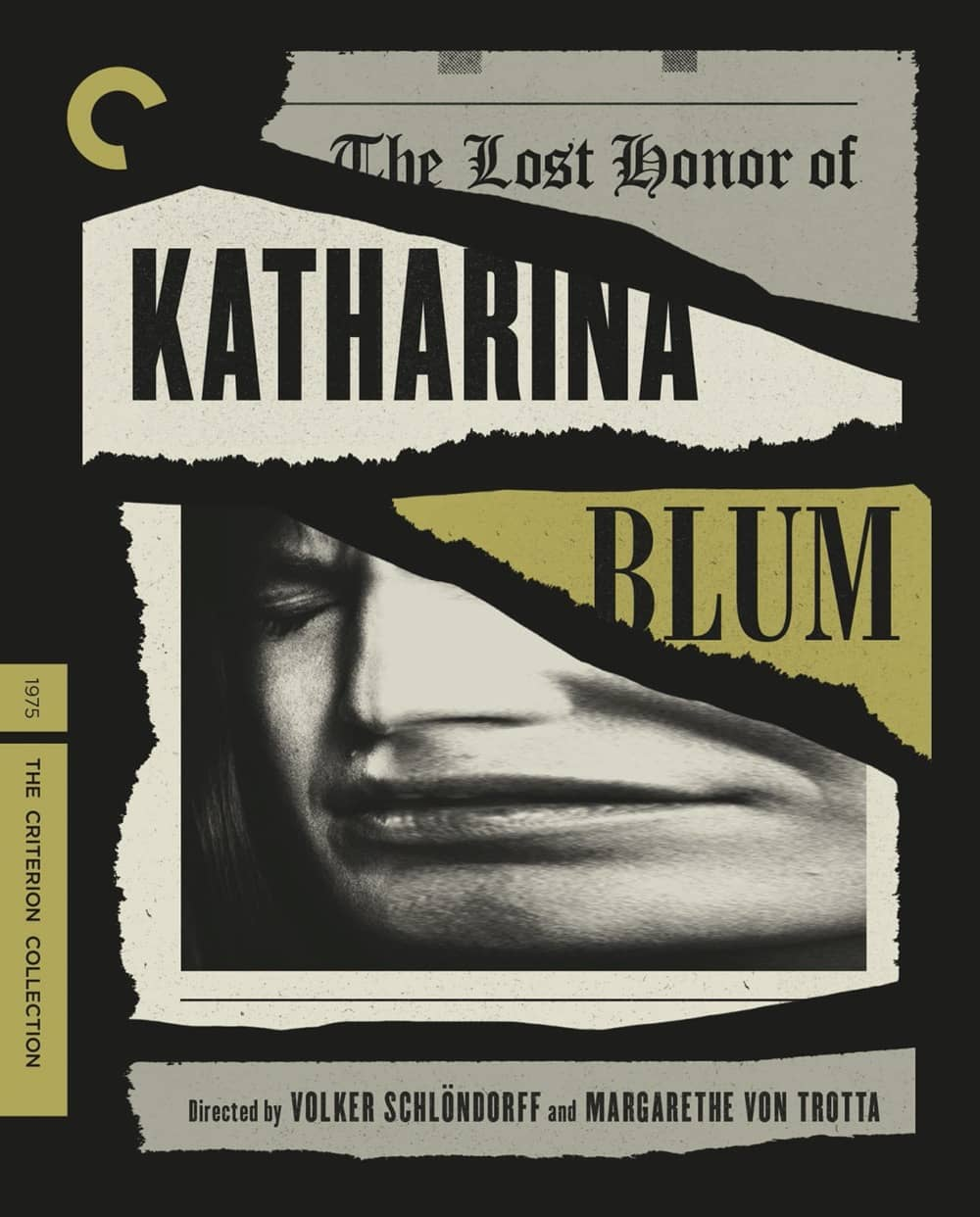 The Lost Honor of Katharina Blum Bluray Cover The Criterion Collection