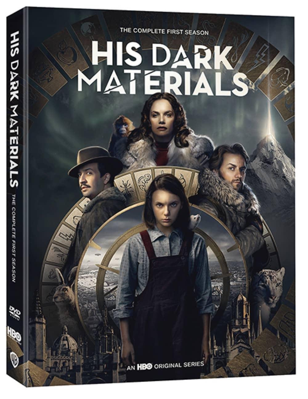 His Dark Materials S1 DVD
