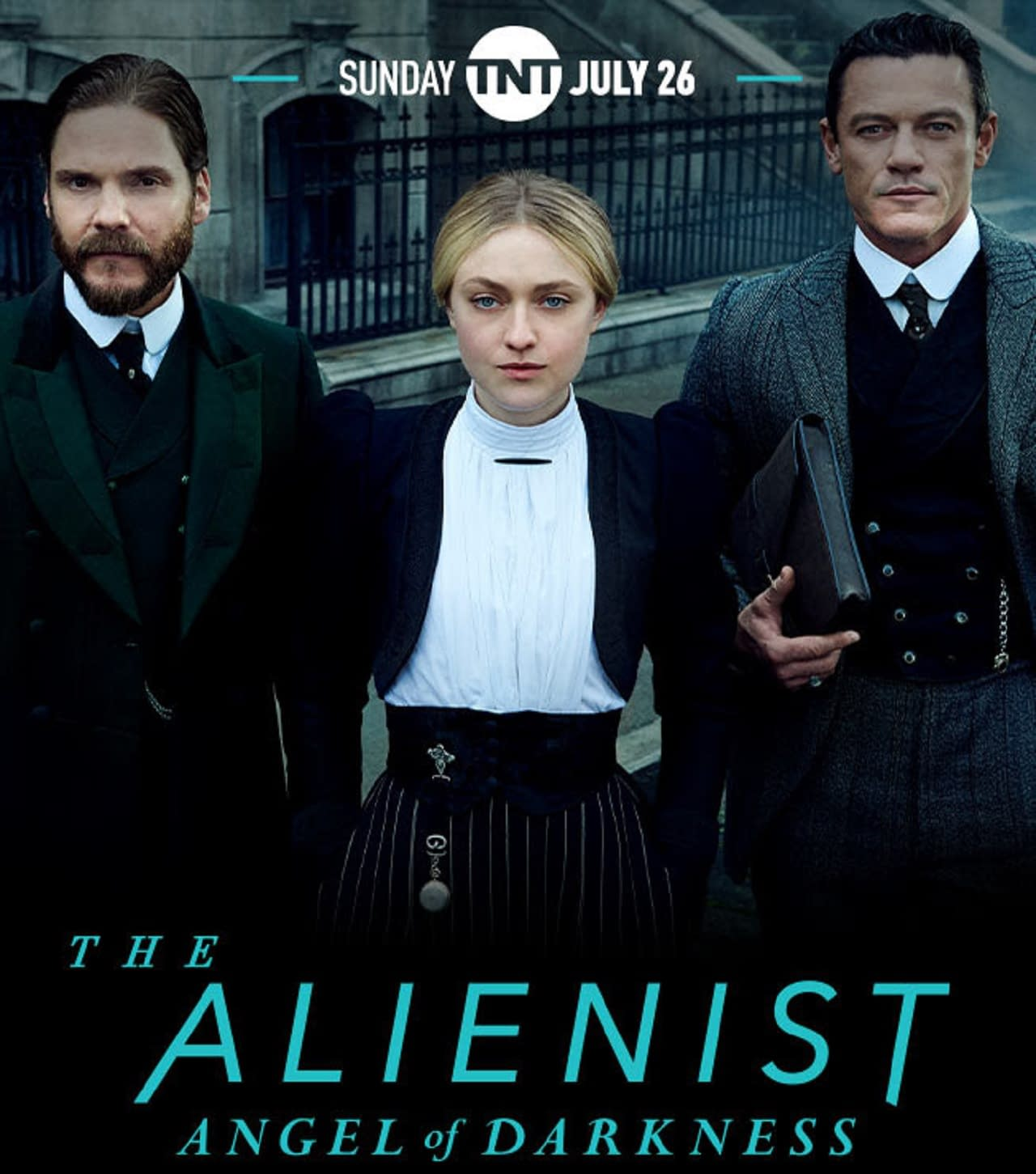 The Alienist Angel of Darkness Poster