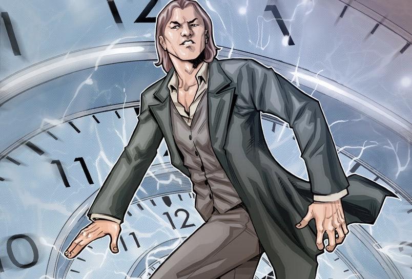 Ivar the Timewalker