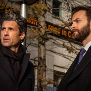 Alessandro Borghi and Patrick Dempsey Devils The CW