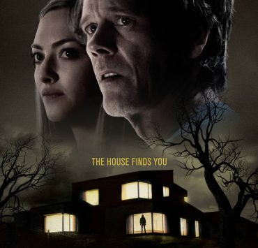 You Should Have Left Movie Poster Kevin Bacon Amanda Seyfried