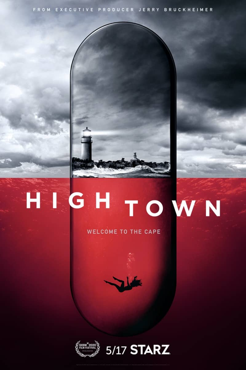 Hightown Season 1 Poster Key Art