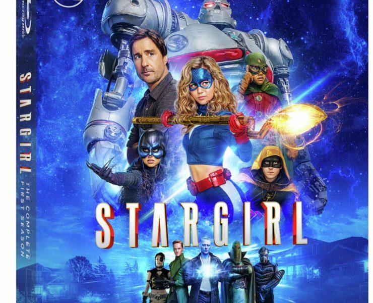 Stargirl Season 1 Bluray