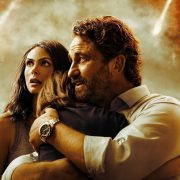 Greenland Movie Poster Gerard Butler Morena Baccarin