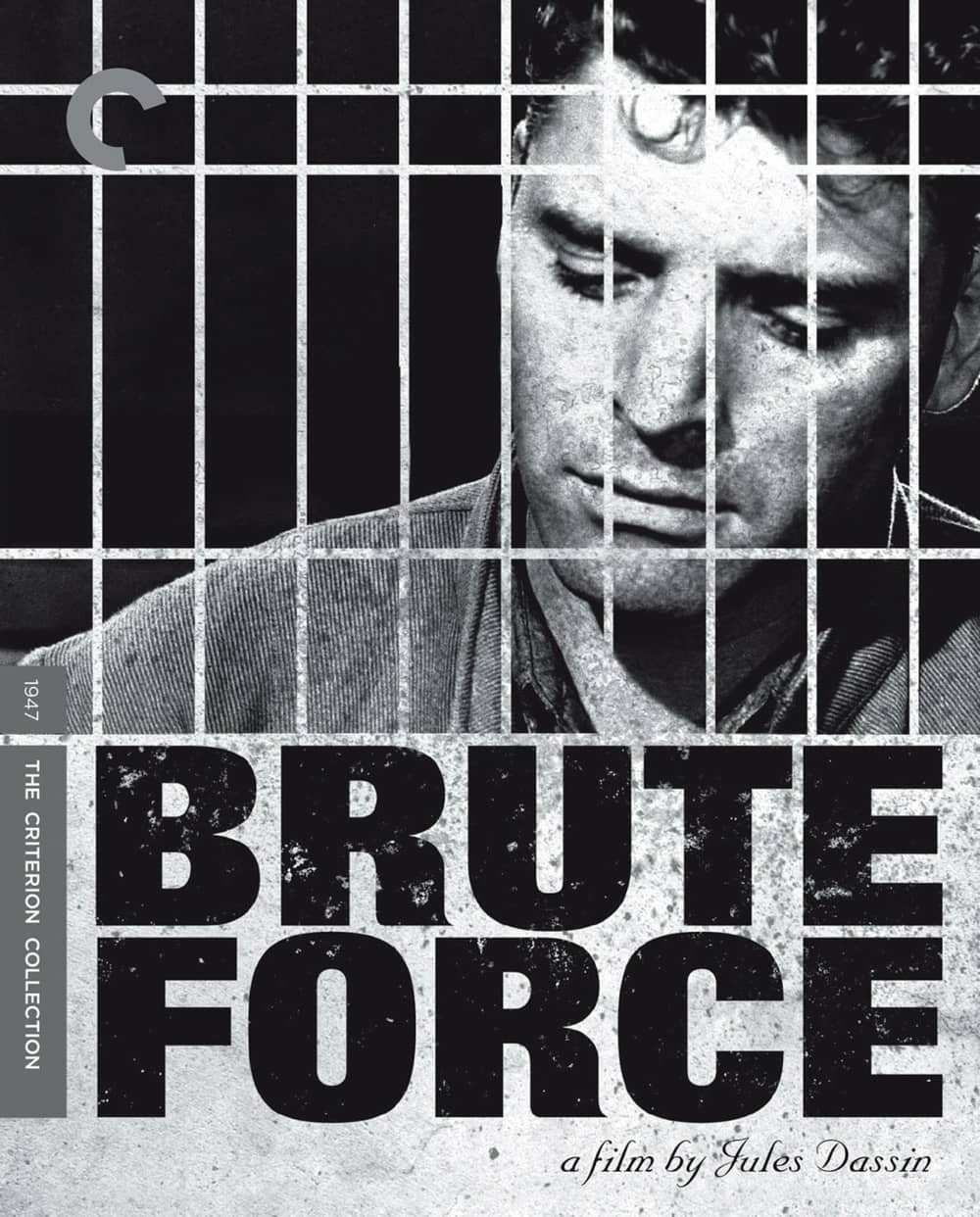 Brute Force Criterion Collection Bluray Cover