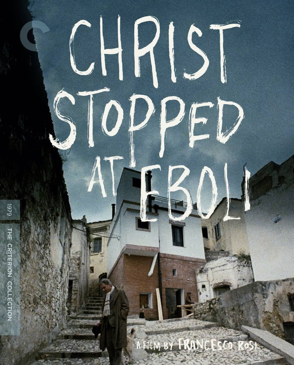 Christ Stopped at Eboli criterion collection bluray cover