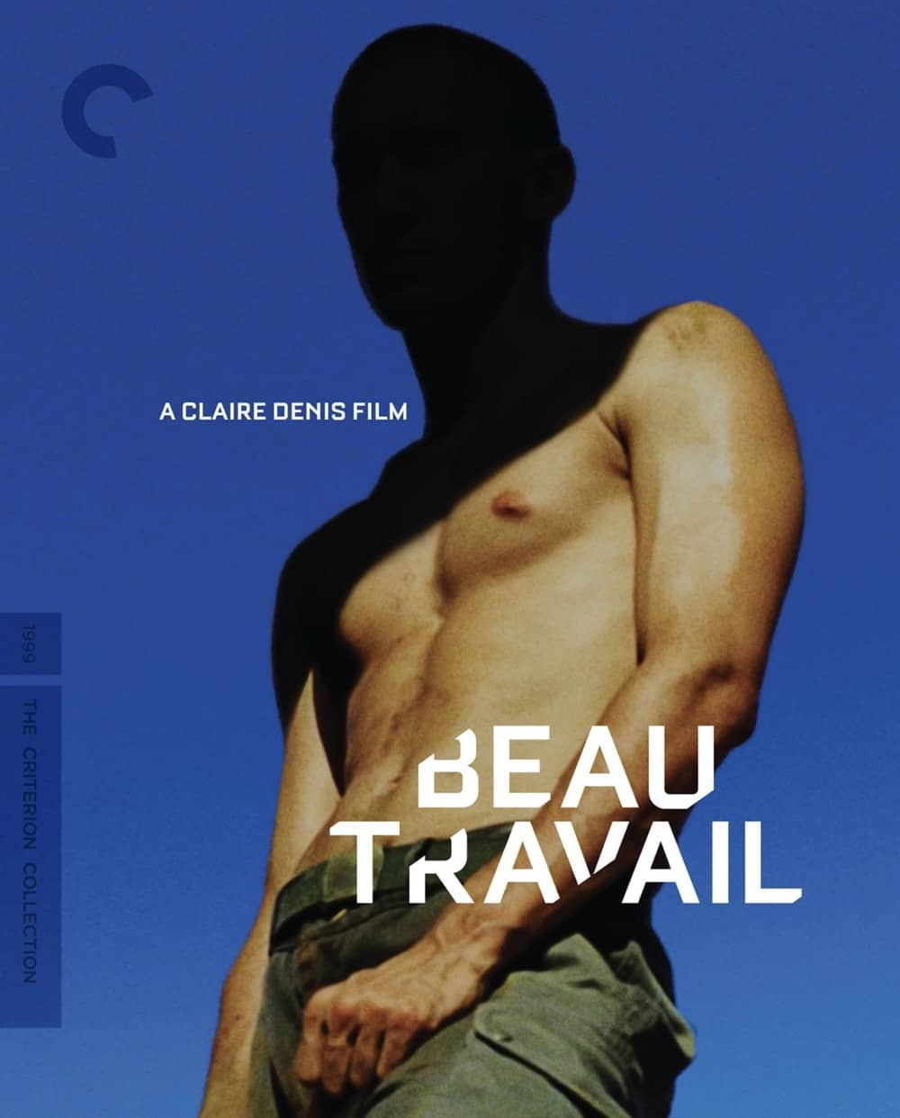 Beau travail criterion collection bluray cover
