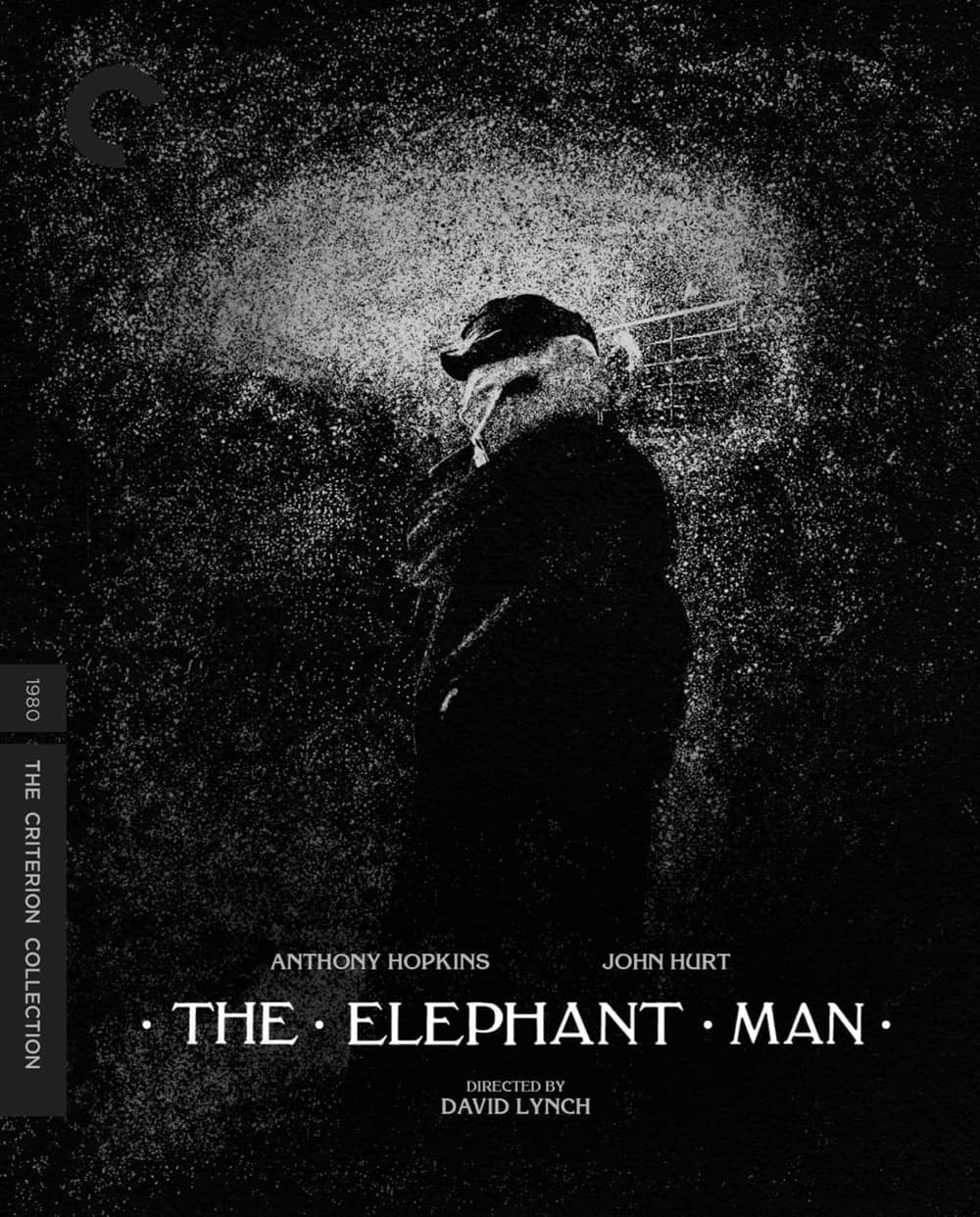 the elephant man criterion collection bluray cover