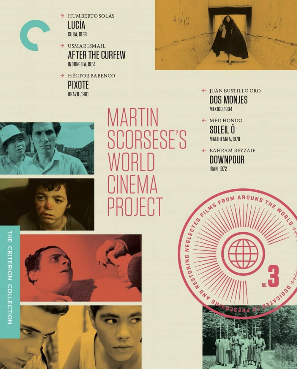 Martin Scorsese%E2%80%99s World Cinema Project No 3 criterion collection bluray cover