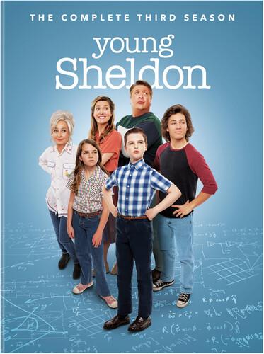 Young Sheldon Season 3 DVD