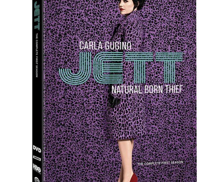 Jett Season 1 DVD