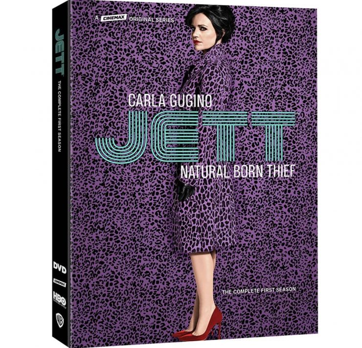 Jett Season 1 DVD