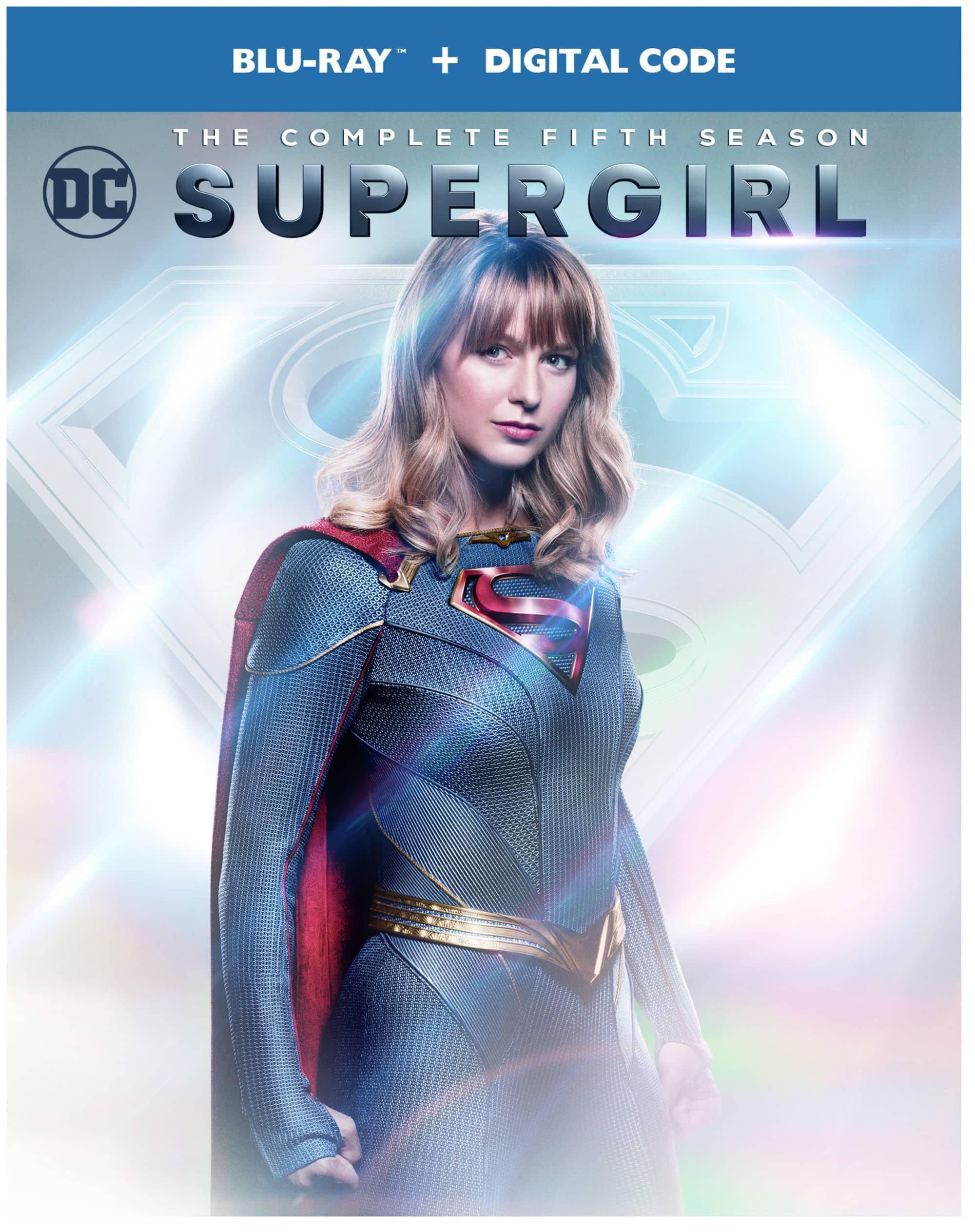 Supergirl S5 BD
