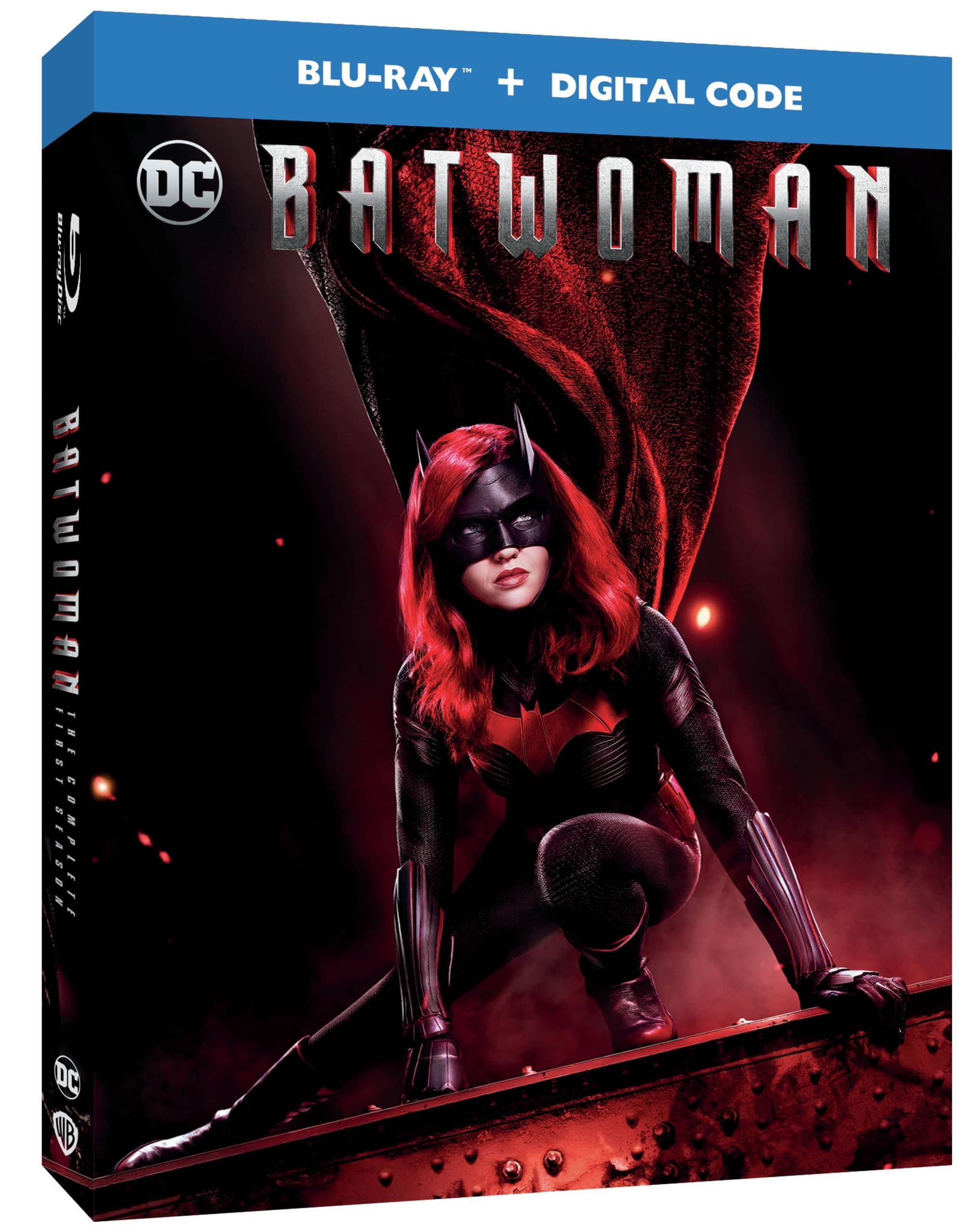Batwoman S1 BD