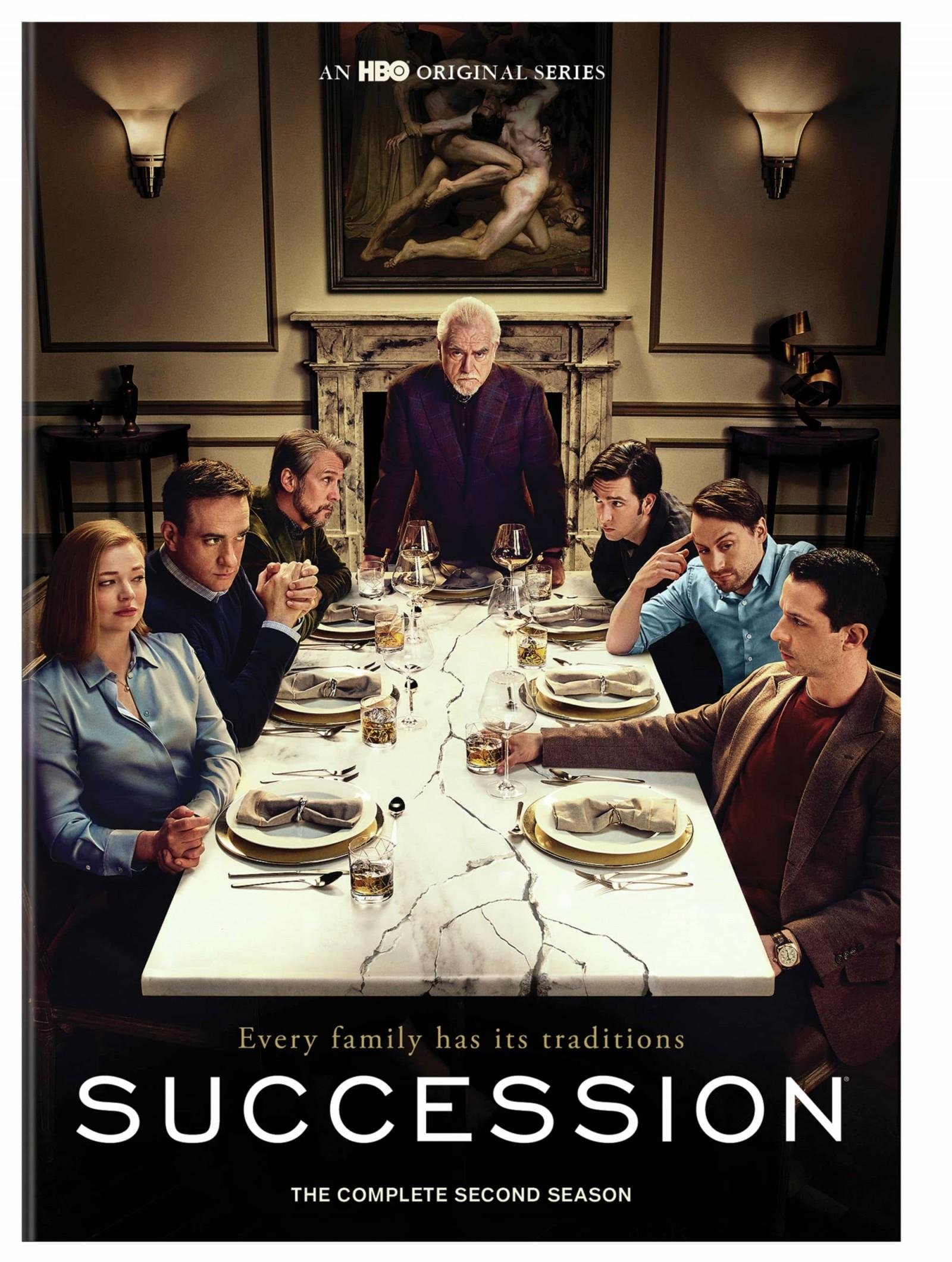 Succession S2 DVD Boxart2