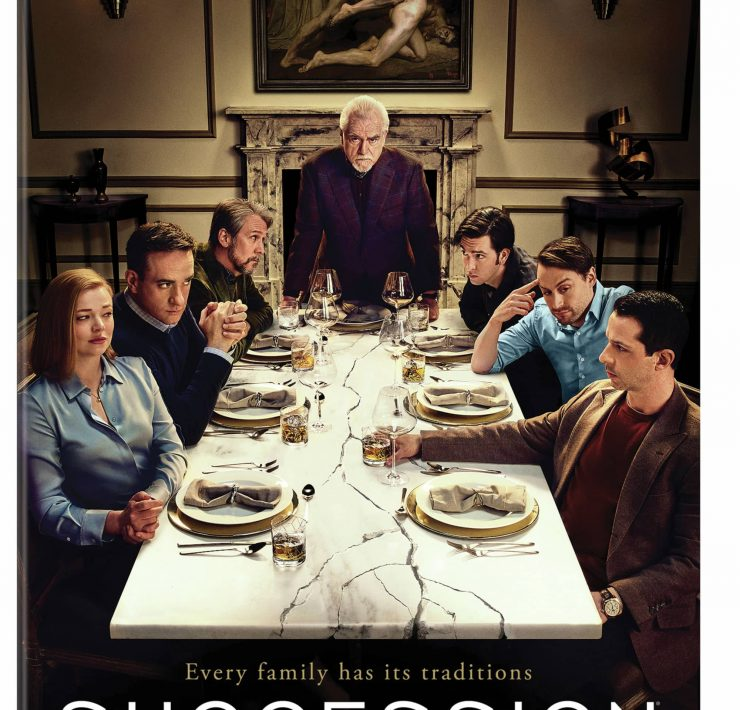 Succession S2 DVD Boxart2