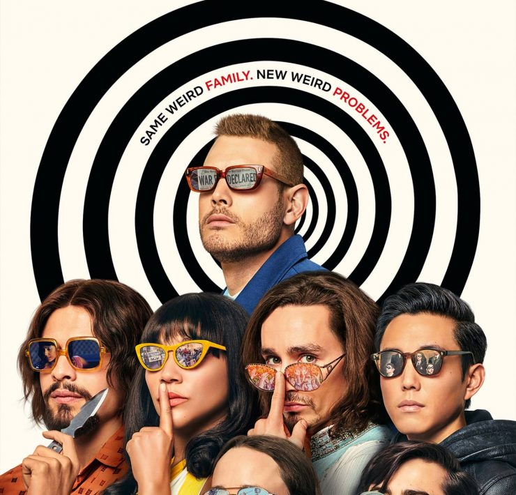 The Umbrella Academy Season 2 Poster Key Art