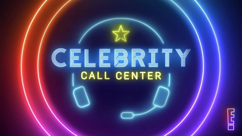 Celebrity Call Center Key Art