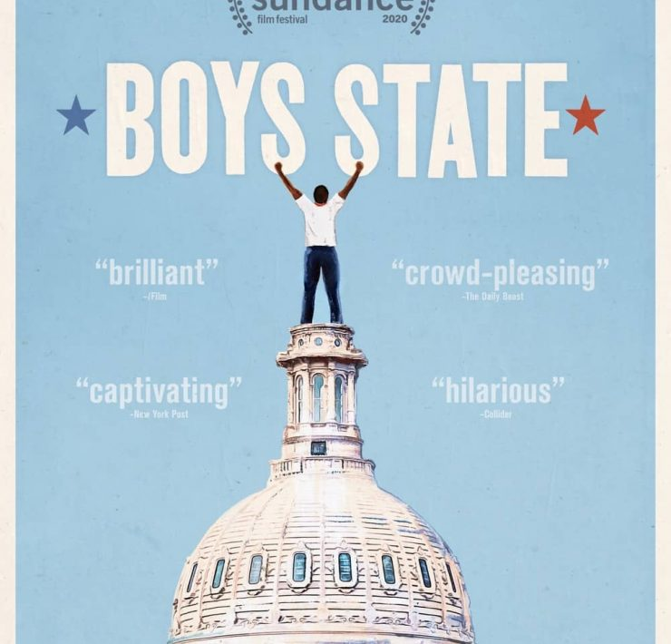 Boys State Poster Key Art Apple TV