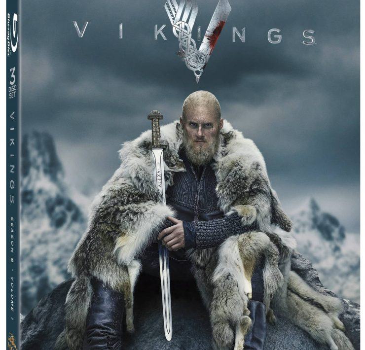 Vikings Season 6 Bluray