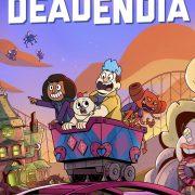 DeadEndia Netflix Poster