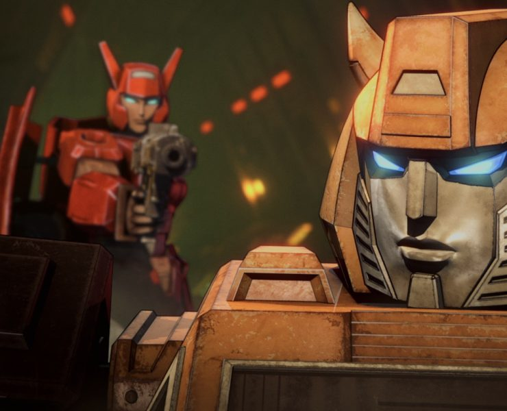Transformers: War For Cybertron Trilogy