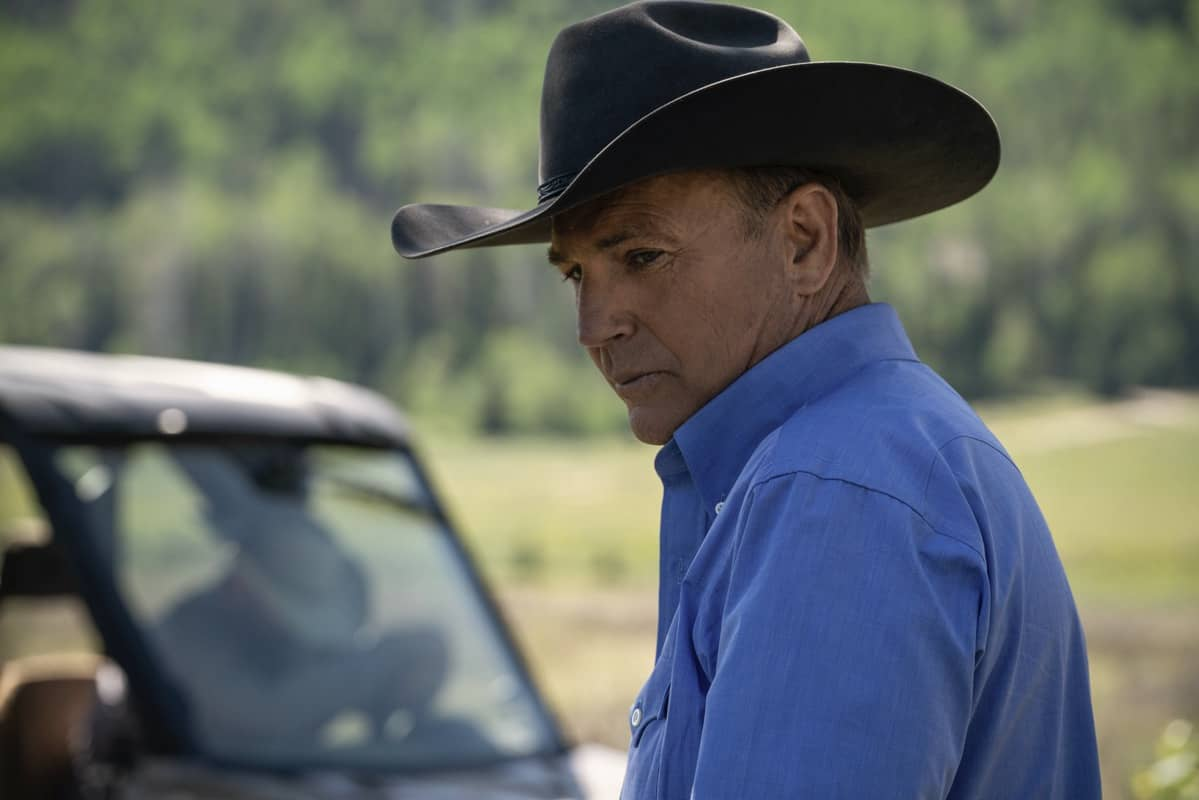"John Dutton. Episode 4 of Yellowstone- ""Going Back to Cali"" premieres July 12 at 9 P.M. ET/PT on Paramount Network."
