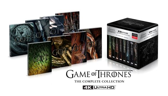 Game Of Thrones Series 4K Best Buy