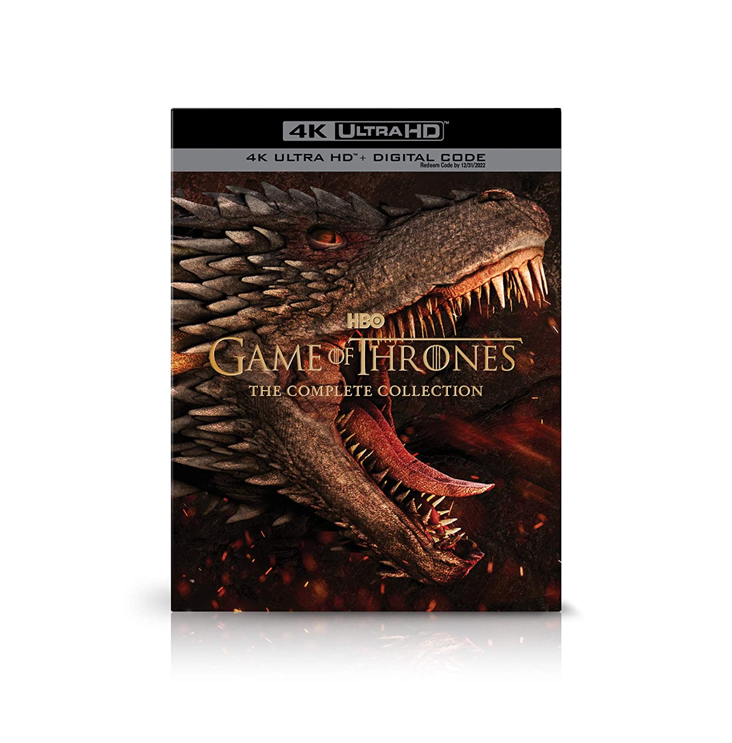 Game Of Thrones Series 4K