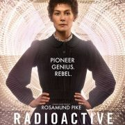 Radioactive Movie Poster Rosamund Pike