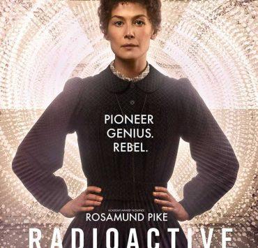 Radioactive Movie Poster Rosamund Pike